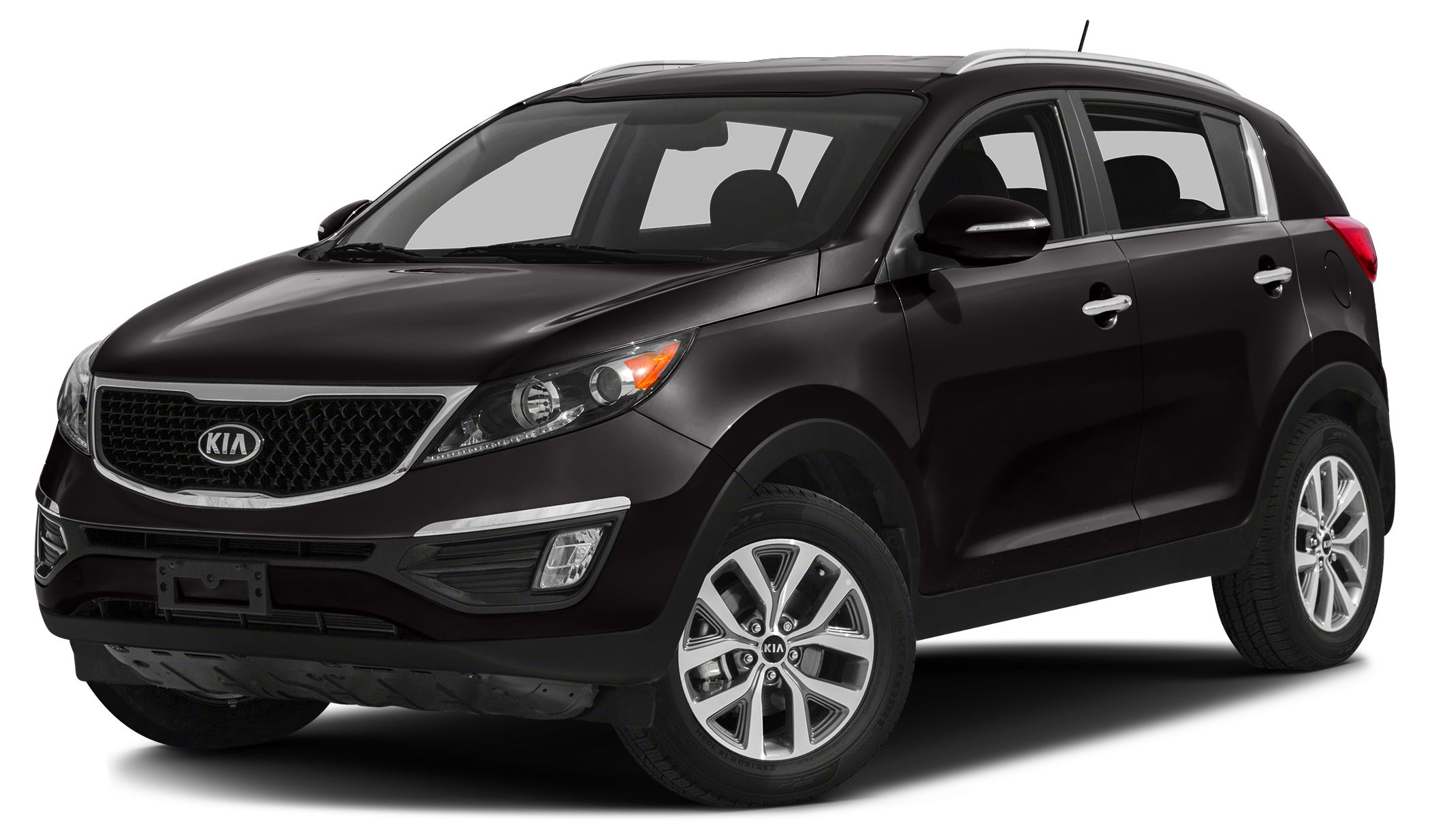2015 Kia Sportage LX AWD Backup Camera Roof Rails Power Windows and Locks Cruise Control Sate
