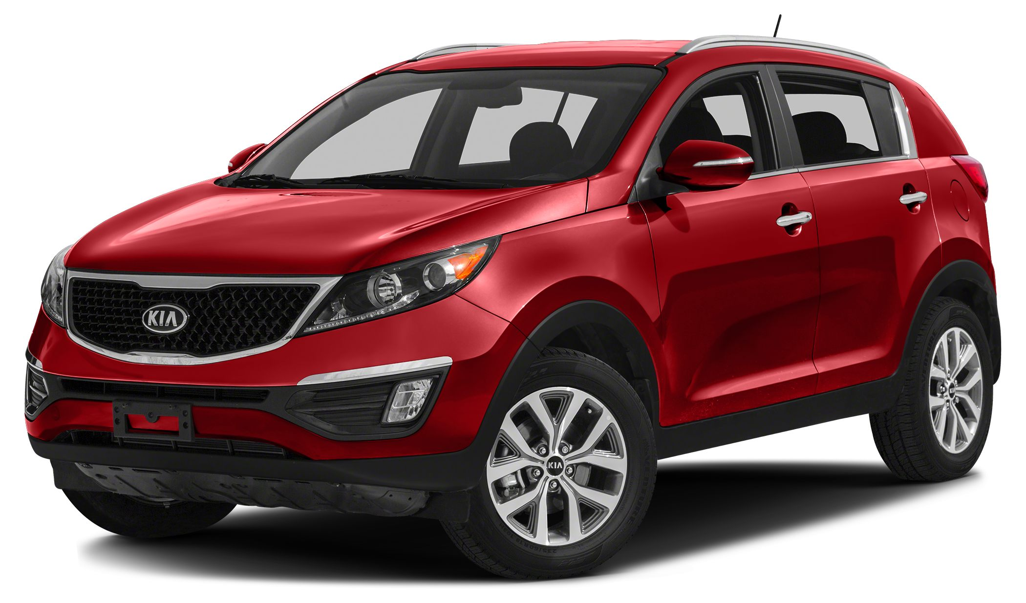 2015 Kia Sportage LX Miles 22895Color Red Stock P6970 VIN KNDPB3AC6F7763529