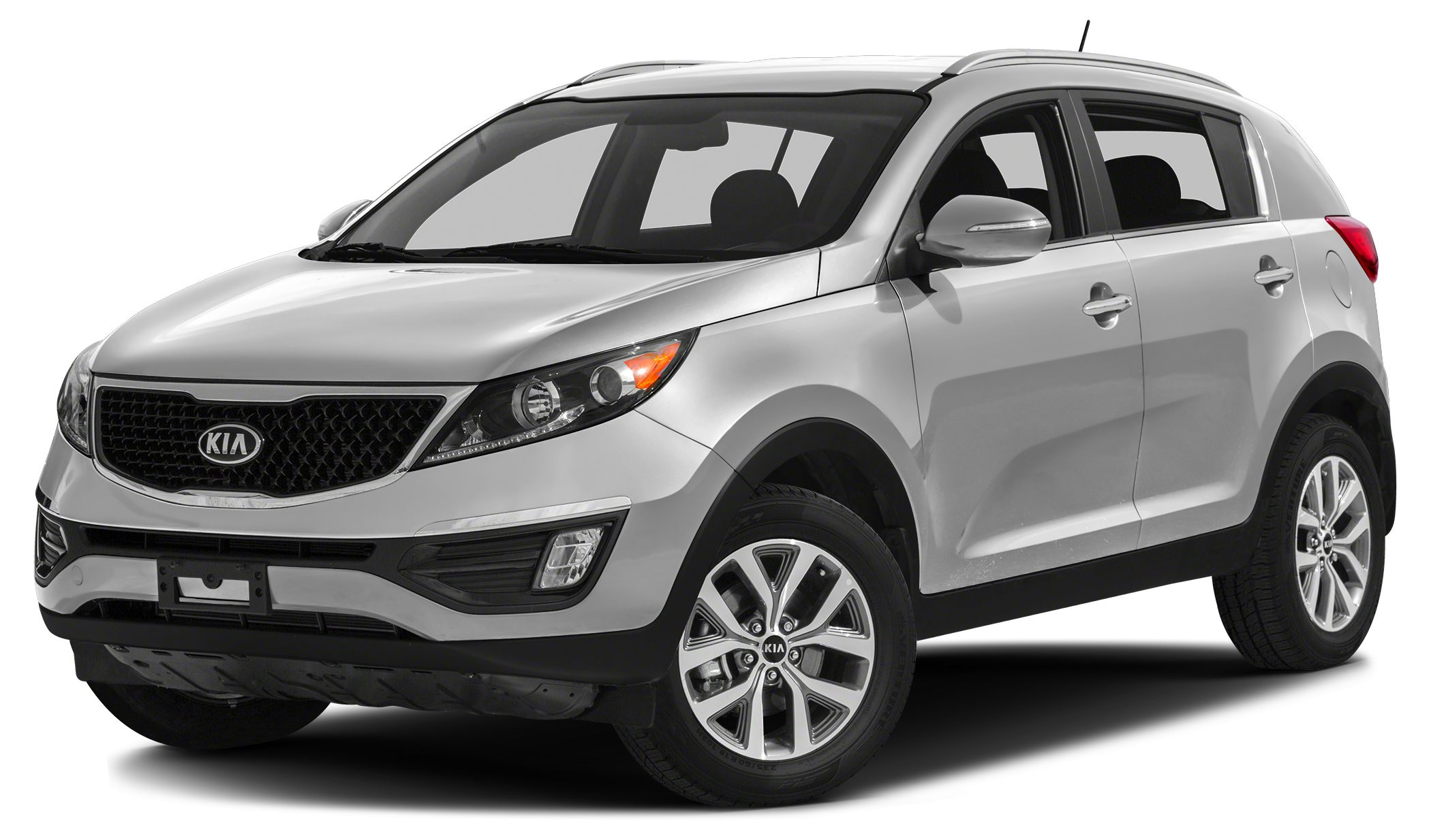 2016 Kia Sportage LX AWD Remote keyless Entry Satellite CD with MP3 and Steering Wheel Controls
