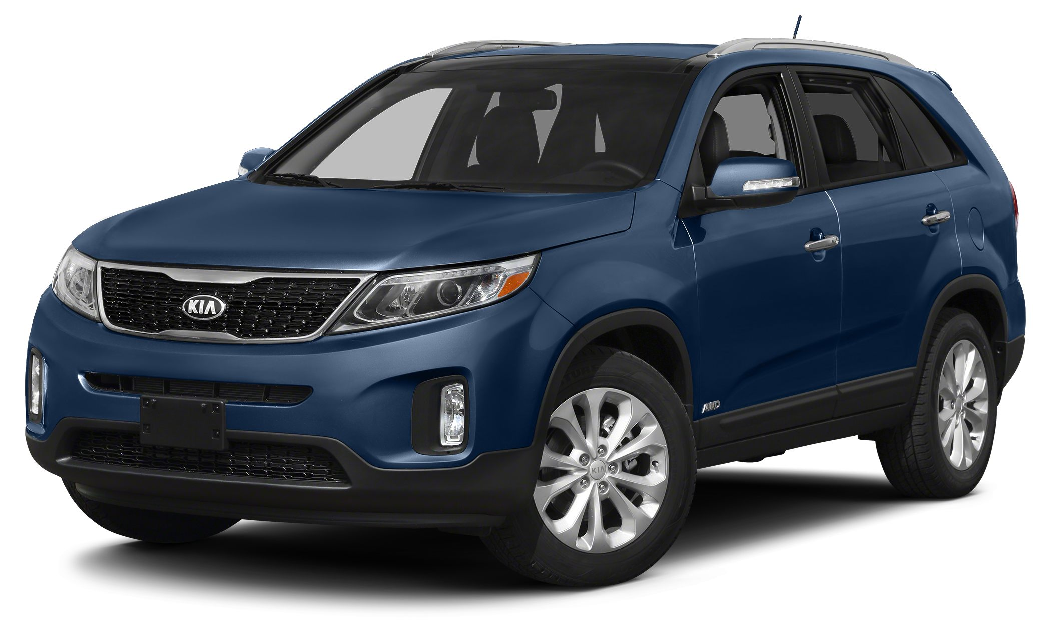 2014 Kia Sorento LX Miles 24014Color Wave Blue Stock 438517A VIN 5XYKT3A63EG429591