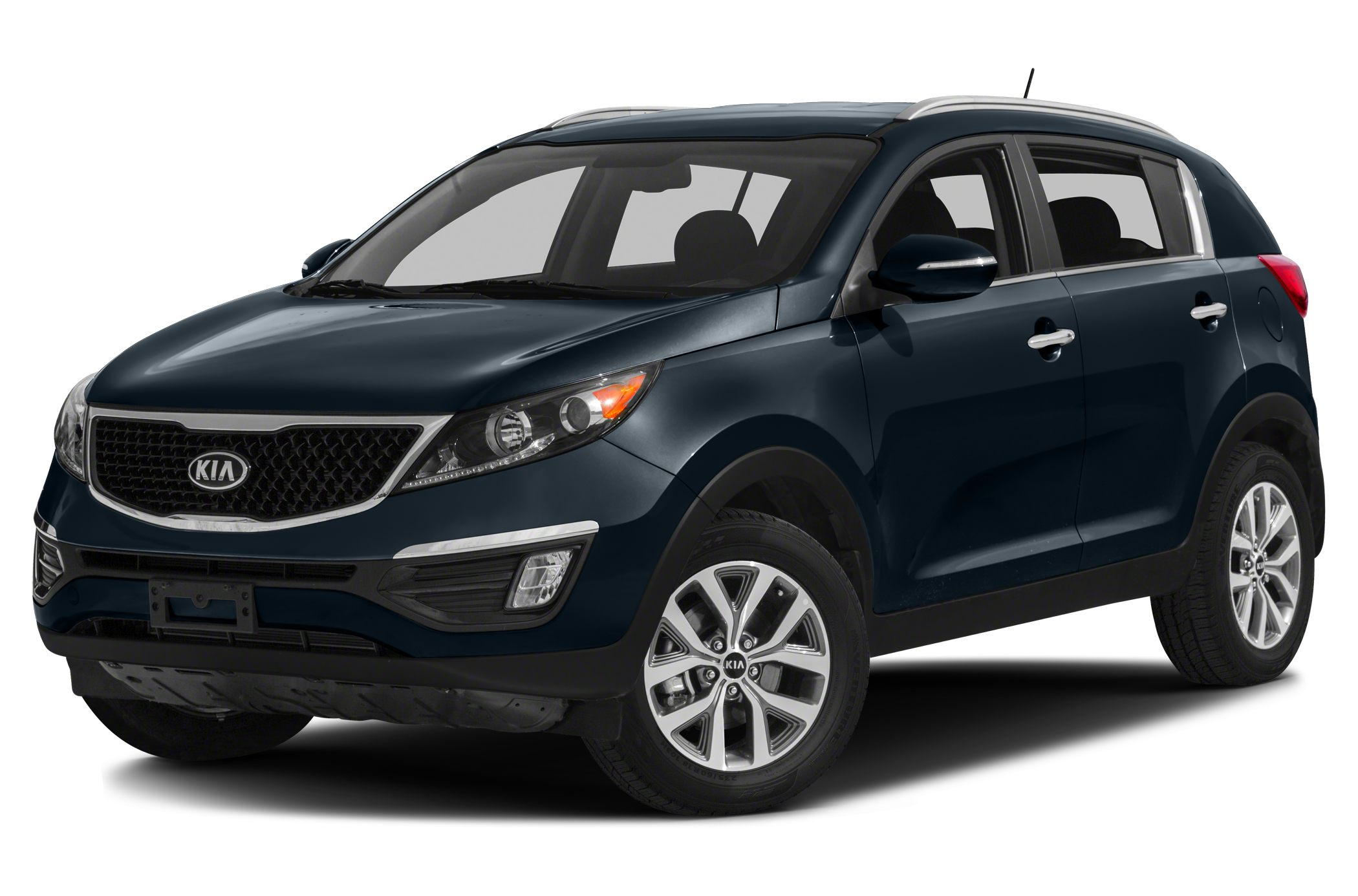 2016 Kia Sportage LX AWD Power Windows and locks Cruise Control Intermittent Wipers Satellite