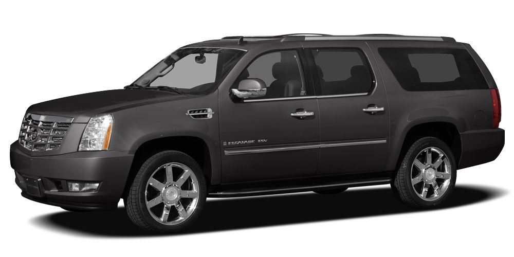 2009 Cadillac Escalade ESV Platinum ENTERTAINMENT SYSTEM BACK-UP CAMERA ALL WHEEL DRIVE LEATHER