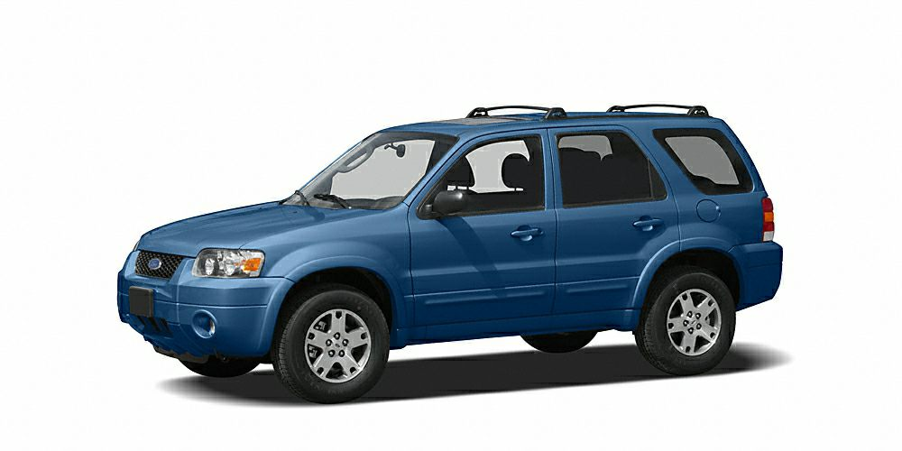 2007 Ford Escape XLT Youre going to love the 2007 Ford Escape Youll appreciate its safety and c