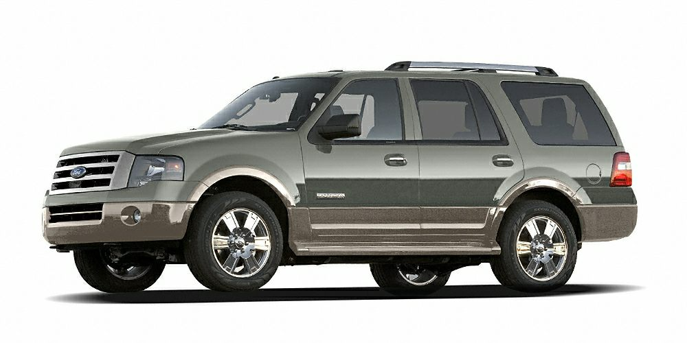 2007 Ford Expedition Eddie Bauer Miles 81737Color Gray Stock 157226B VIN 1FMFU17527LA83327