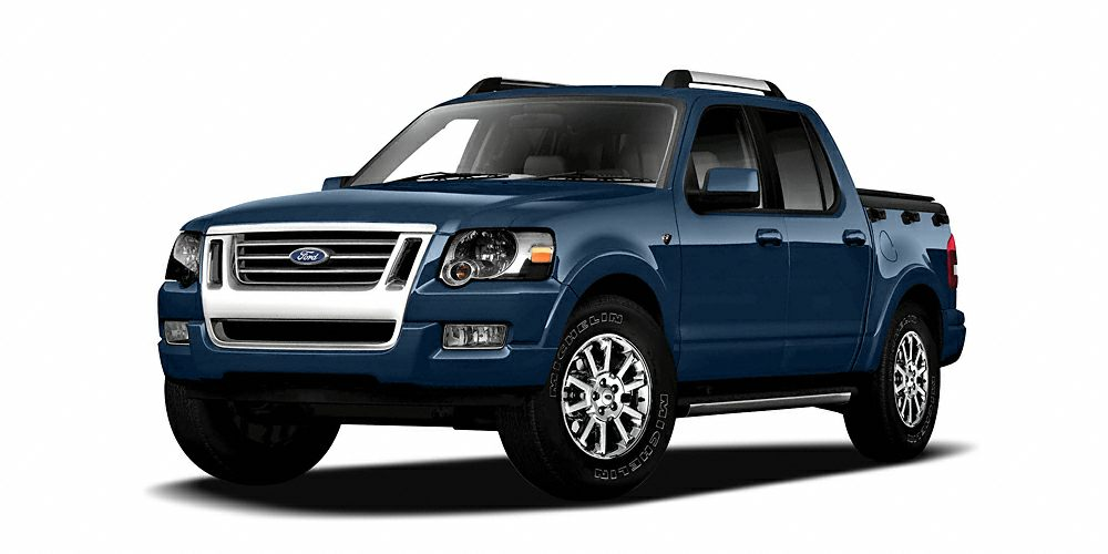 2007 Ford Explorer Sport Trac Limited Price does not include state and county taxes title and tag