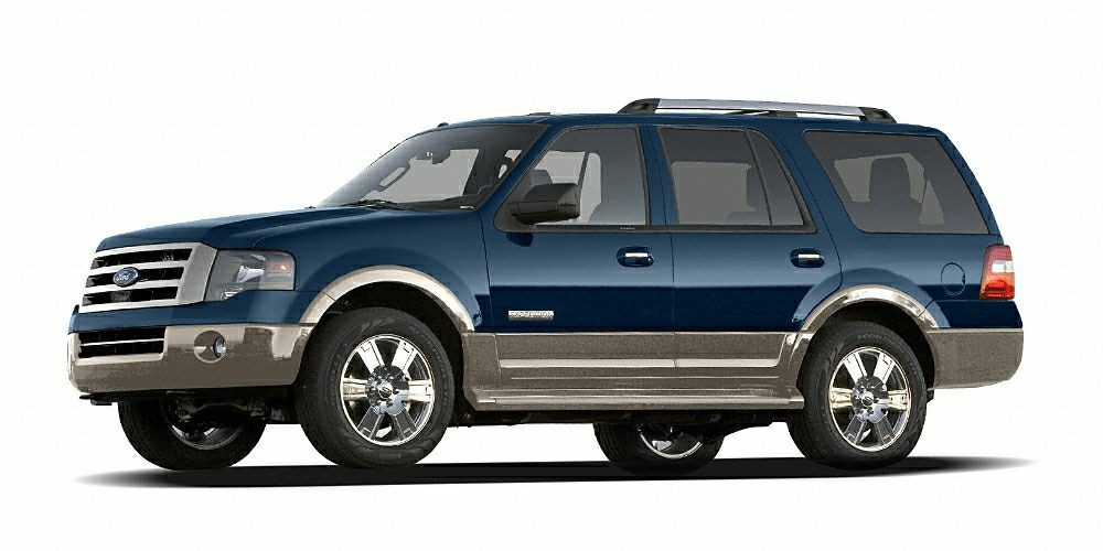 2007 Ford Expedition Eddie Bauer LOCAL TRADE leather ABS brakes AMFM Audiophile Stereo wI