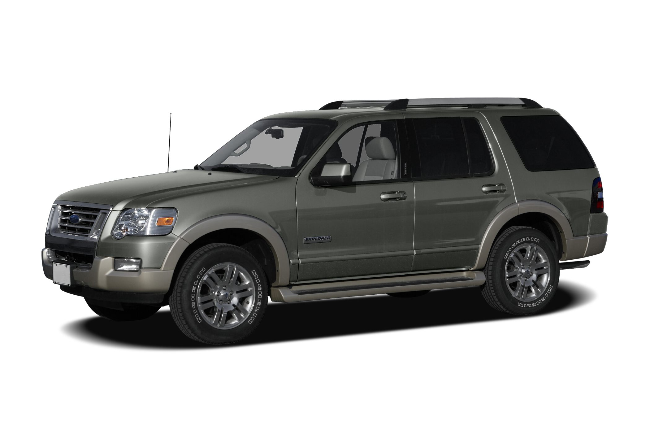 2007 Ford Explorer Eddie Bauer Miles 75198Stock 74197624 VIN 1FMEU64E274A97624