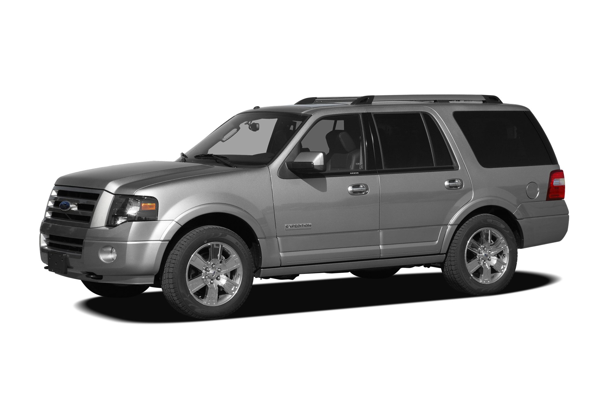 2007 Ford Expedition Limited Miles 174850Color White Stock CU58406A VIN 1FMFU20597LA97127