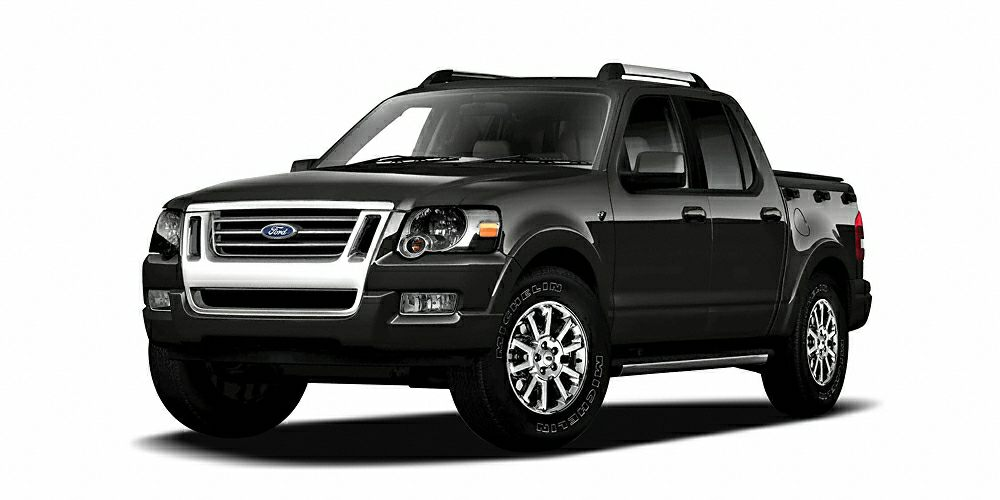2007 Ford Explorer Sport Trac Limited 46L V8 24V Short Bed The SUV youve always wanted Classi