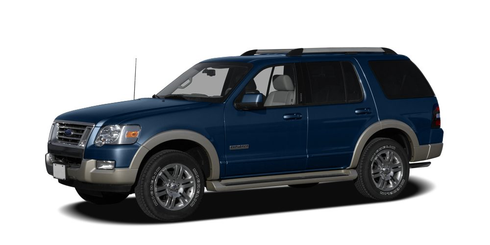 2007 Ford Explorer Eddie Bauer  WHEN IT COMES TO EXCELLENCE IN USED CAR SALES YOU KNOW YOURE