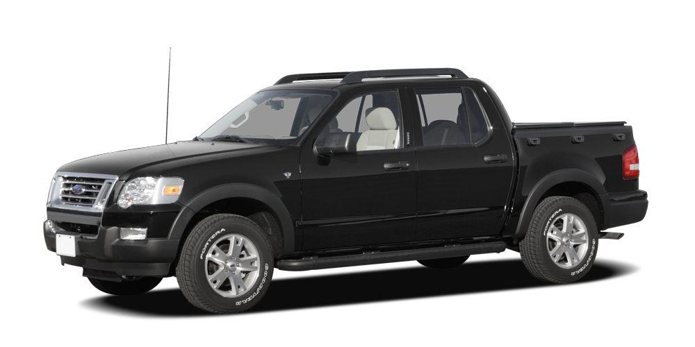 2007 Ford Explorer Sport Trac XLT Miles 131588Color Black Stock 11625 VIN 1FMEU31K77UA08090