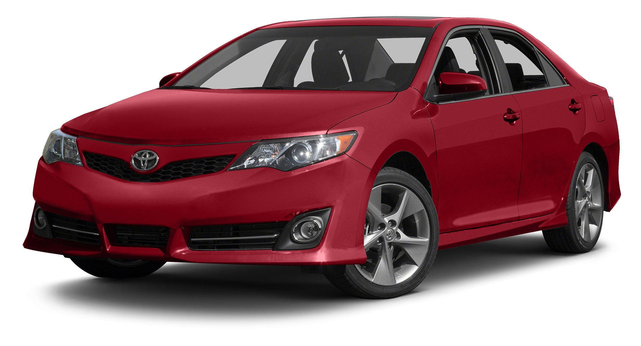 2013 Toyota Camry SE CARFAX 1-Owner LOW MILES - 35805 EPA 35 MPG Hwy25 MPG City BARCELONA RED