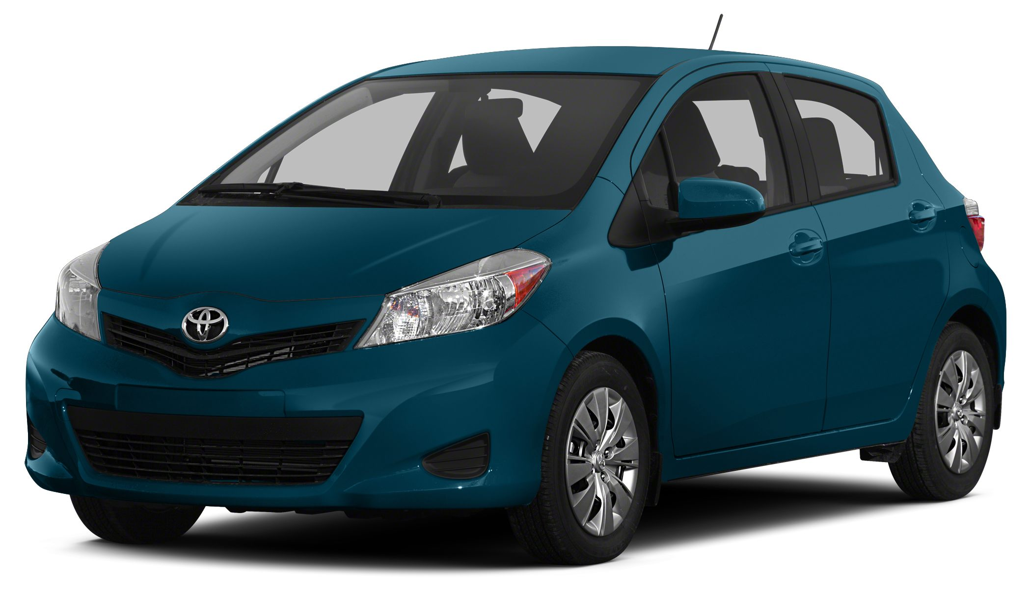 2014 Toyota Yaris LE Toyota Certified FUEL EFFICIENT 36 MPG Hwy30 MPG City LE trim LAGOON BLUE