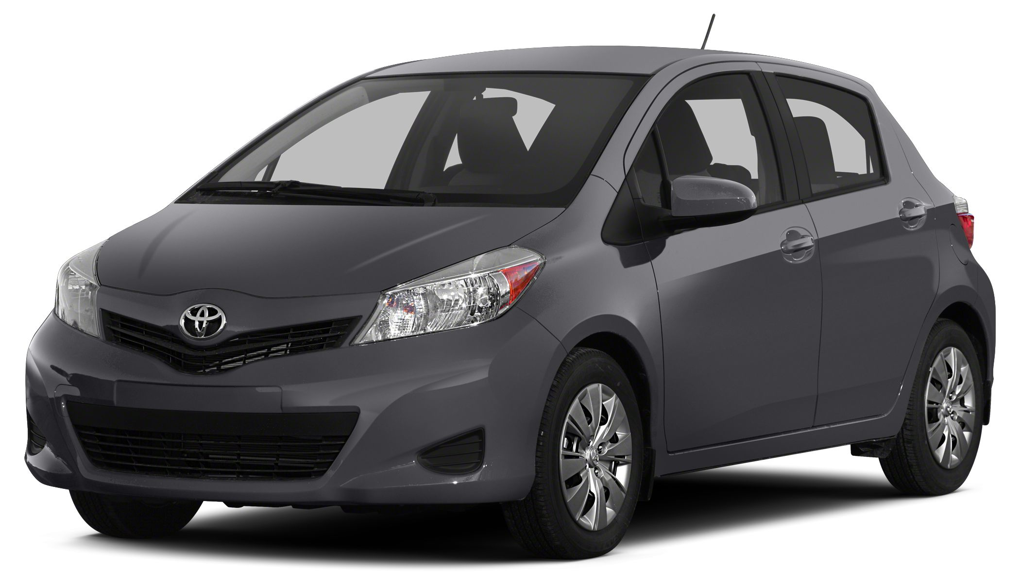 2014 Toyota Yaris LE ABS brakes Electronic Stability Control Illuminated entry Low tire pressure