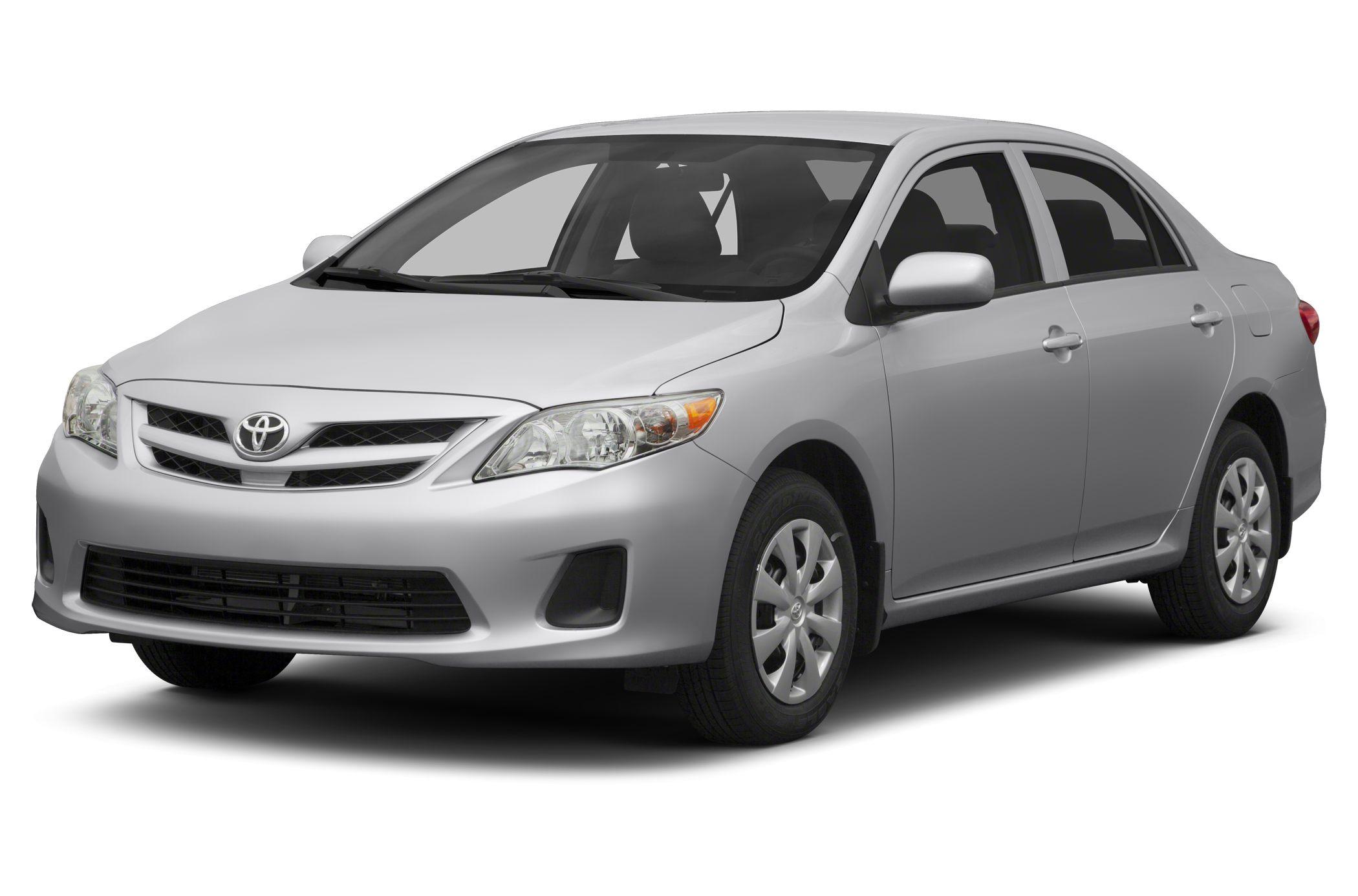 2013 Toyota Corolla  Miles 10950Color Black Stock S14157DA VIN 2T1BU4EE6DC045187