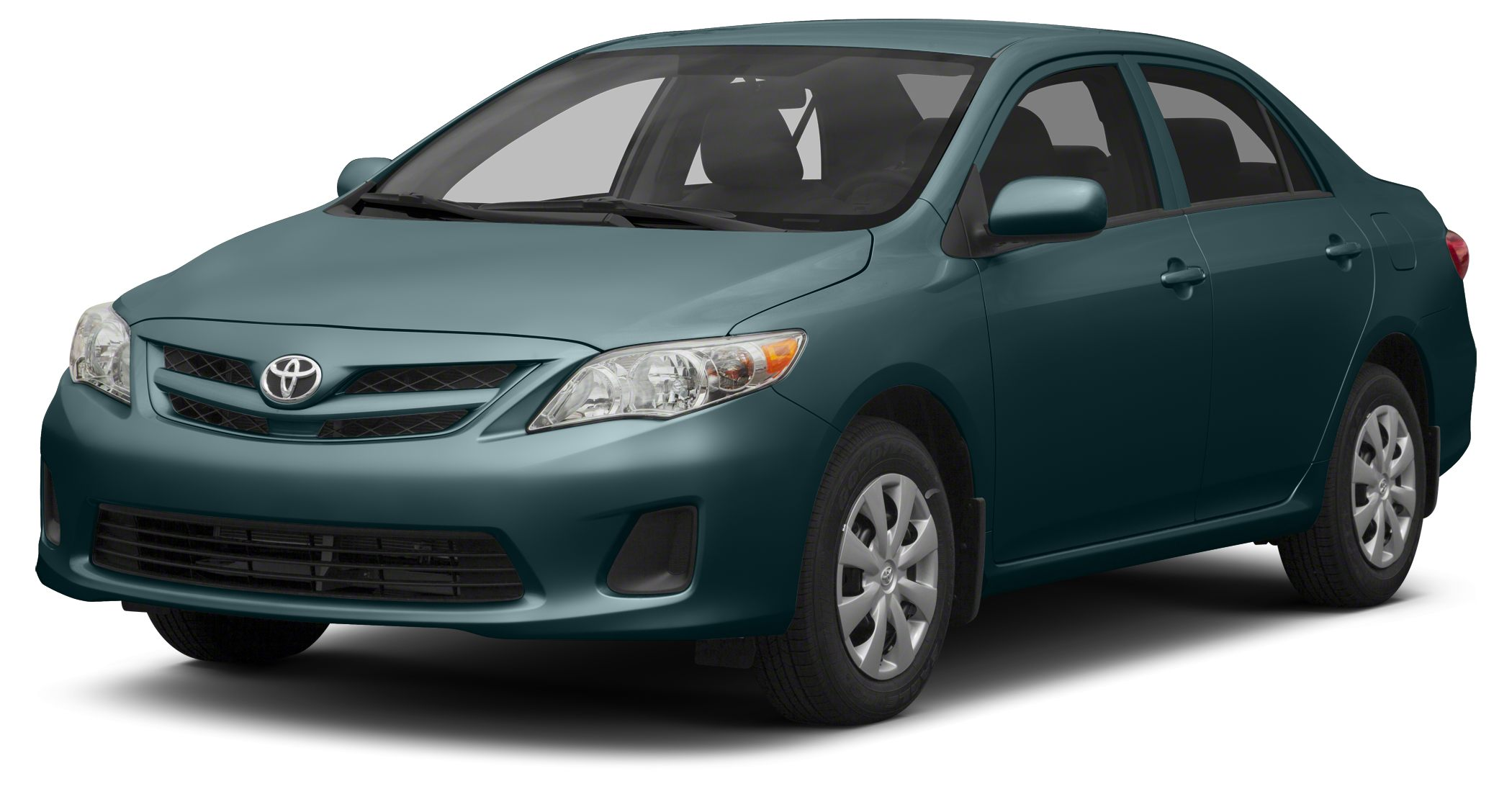 2013 Toyota Corolla LE EPA 34 MPG Hwy26 MPG City ONLY 30561 Miles LE trim TROPICAL SEA METALL