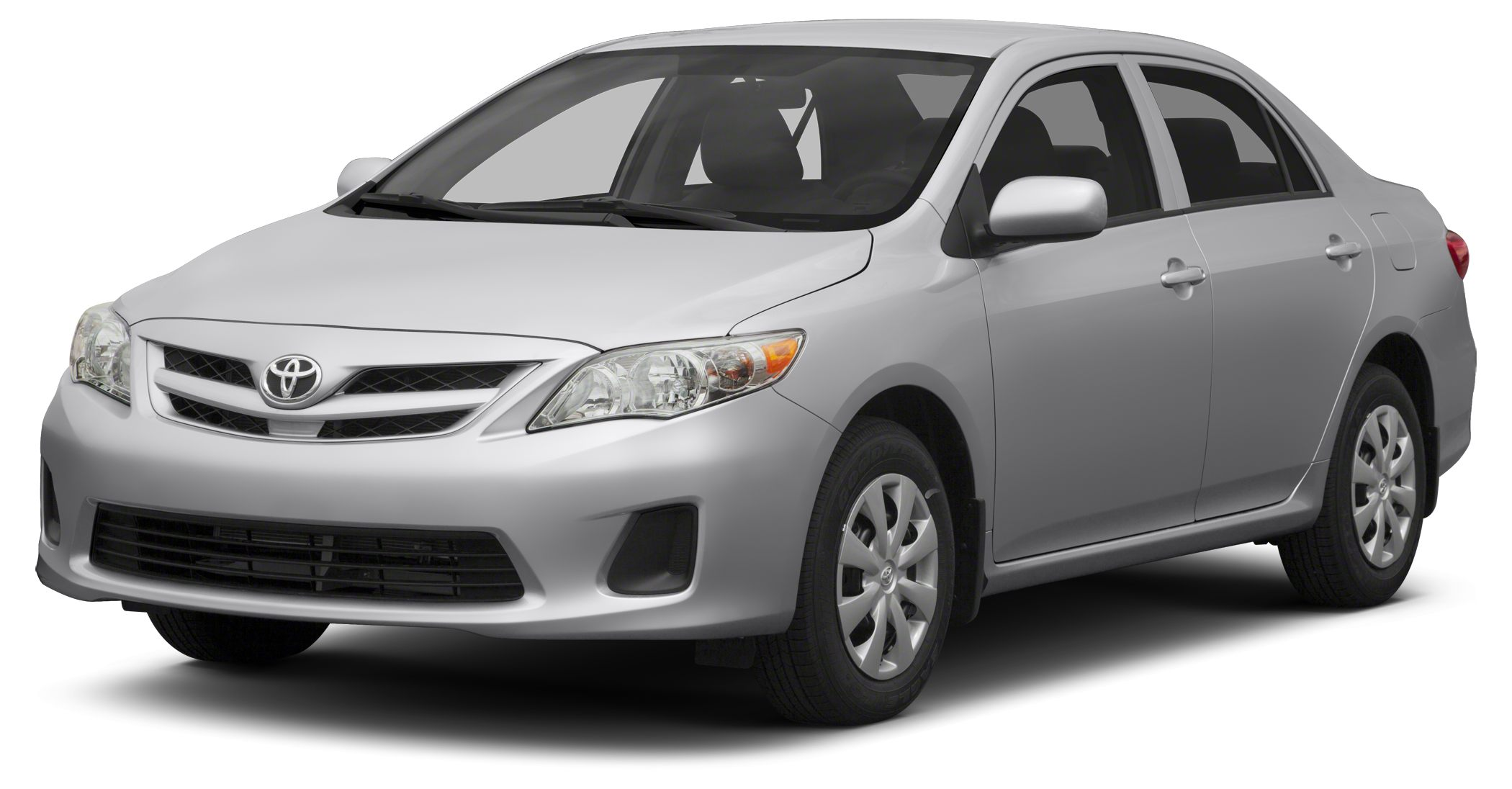 2013 Toyota Corolla LE LOW MILES - 24601 FUEL EFFICIENT 34 MPG Hwy26 MPG City CLASSIC SILVER M
