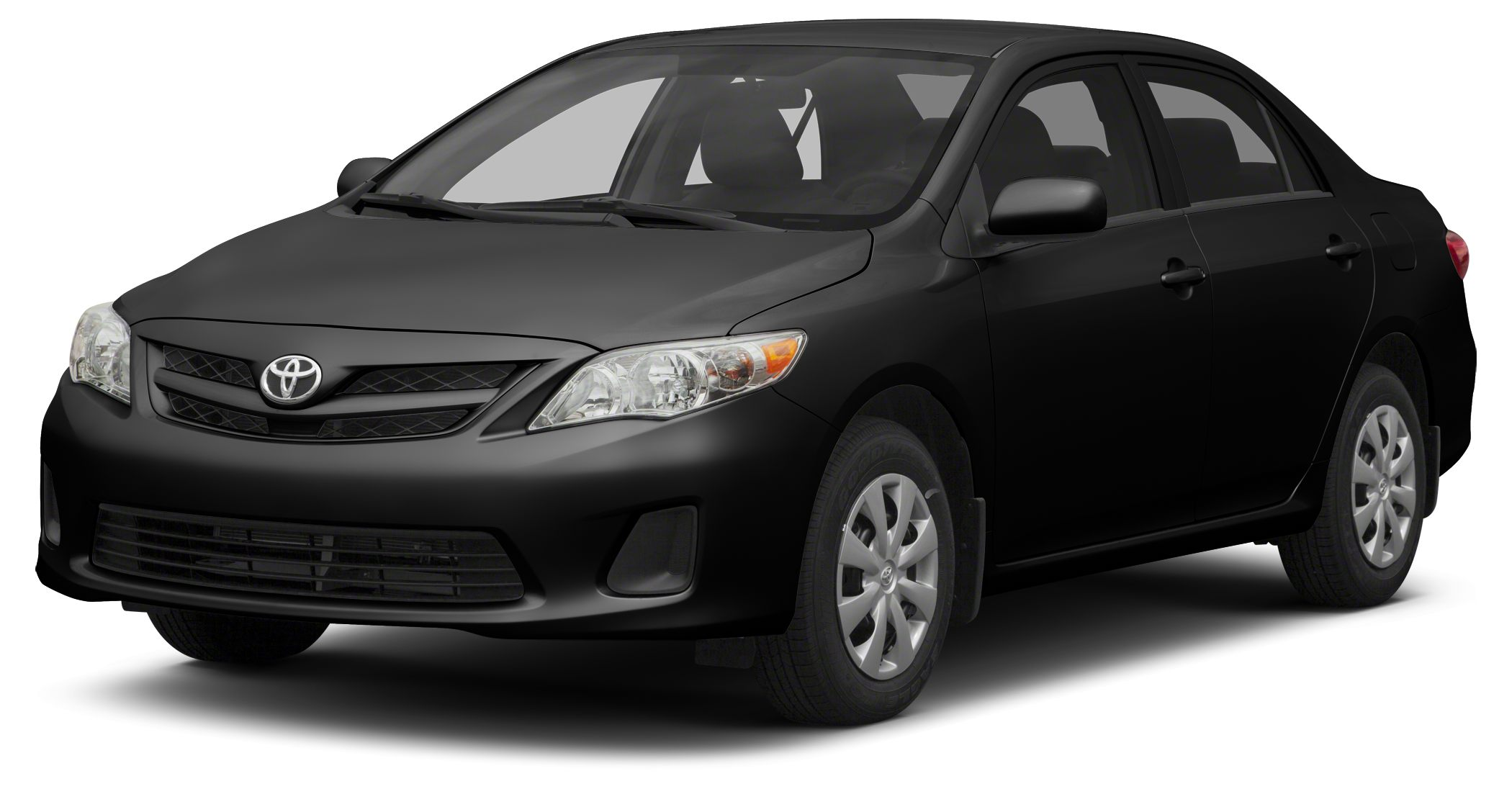 2013 Toyota Corolla LE LE trim BLACK SAND PEARL exterior and ASH interior ONLY 20488 Miles EPA