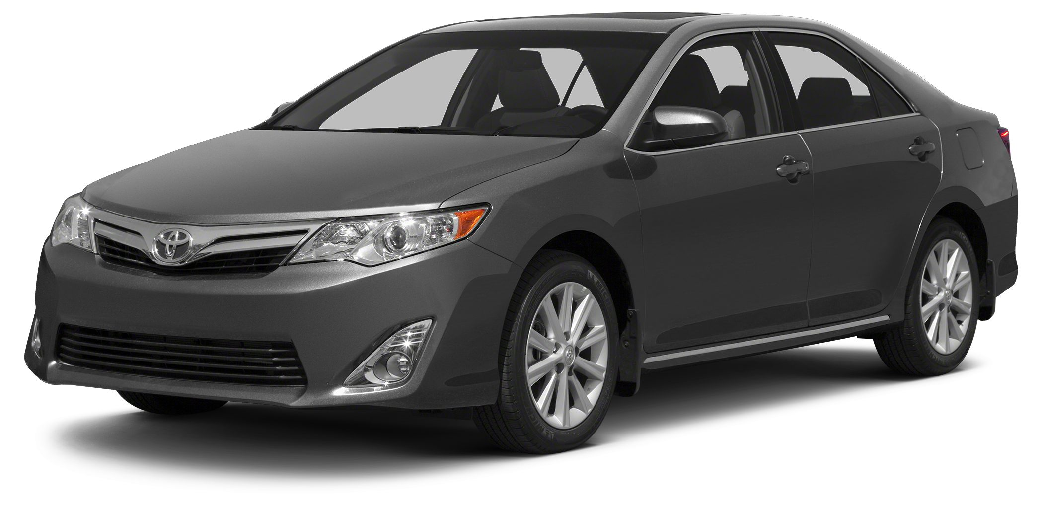 2013 Toyota Camry LE MAGNETIC GRAY METALLIC exterior and ASH interior LE trim PRICE DROP FROM 1