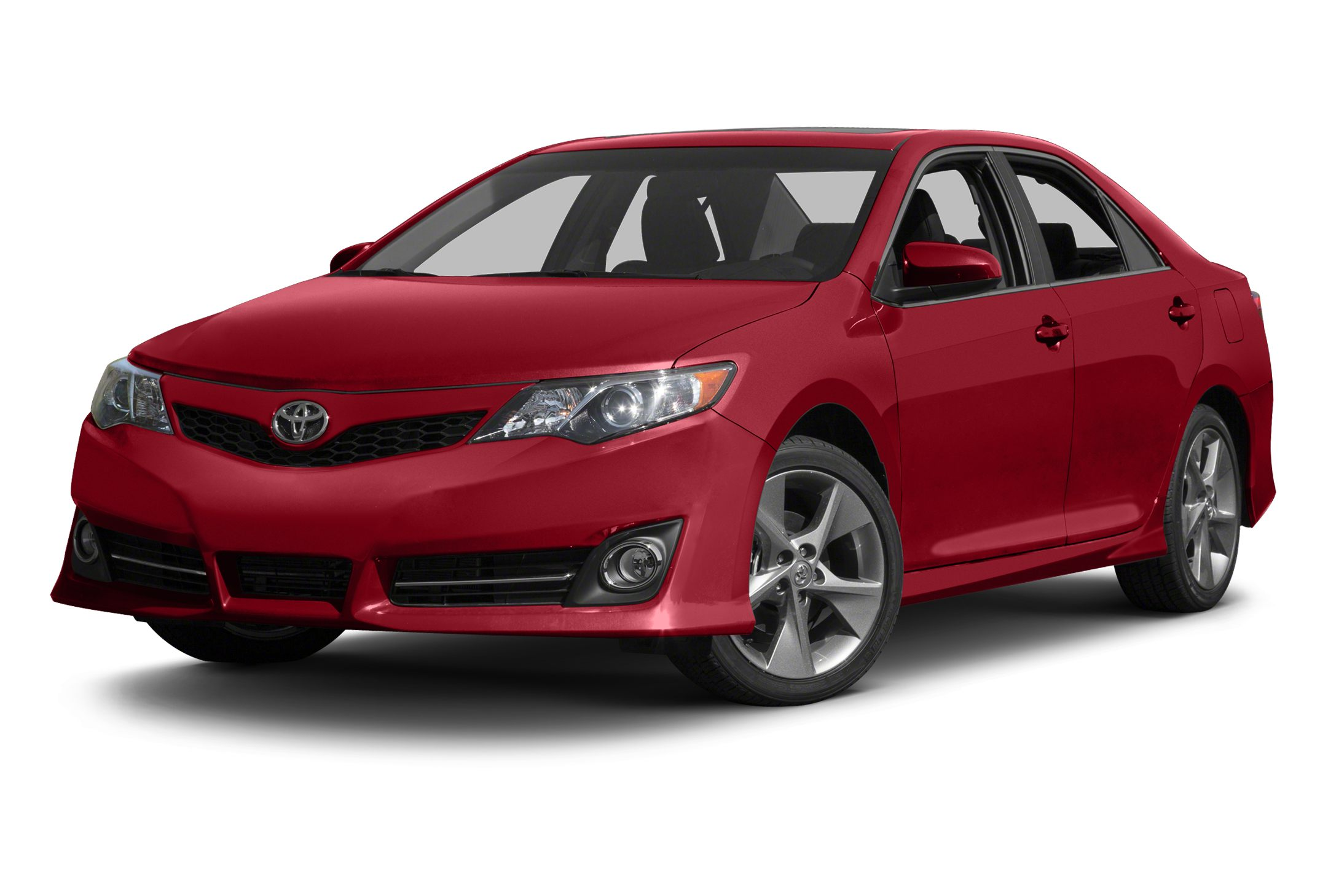 2013 Toyota Camry SE EPA 35 MPG Hwy25 MPG City SE trim CARFAX 1-Owner LOW MILES - 27927 iPod