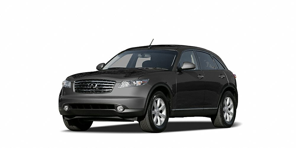 2005 Infiniti FX35 Base 10 MINUTE CREDIT CHECK BAD CREDIT NO CREDIT NO PROBLEM USA AUTO  TRUC