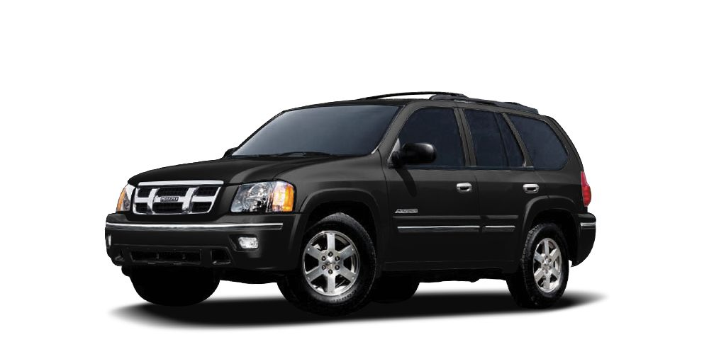2008 Isuzu Ascender S Land a score on this 2008 Isuzu Ascender LS before someone else takes it hom
