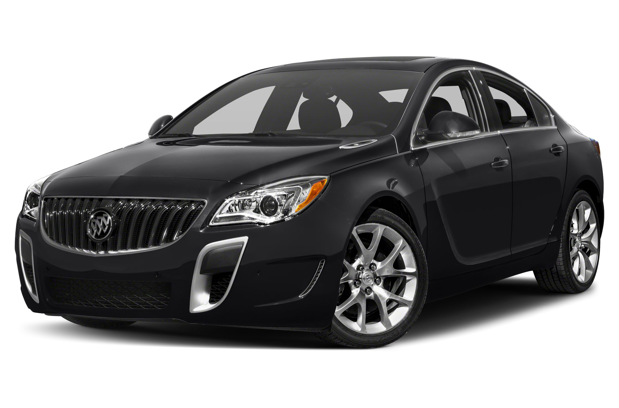 2015 Buick Regal GS Armed with a backup sensor push button start remote starter parking assista