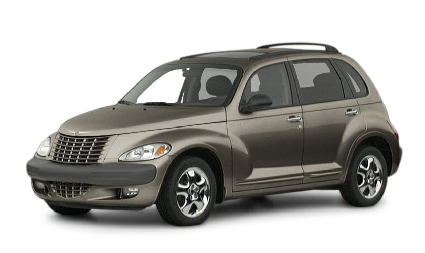 2001 Chrysler PT Cruiser Touring This particular locally-owner and traded Cruiser comes with excel