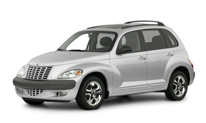 2001 Chrysler PT Cruiser  Leather seats power windows and cruise control are just few of the thin