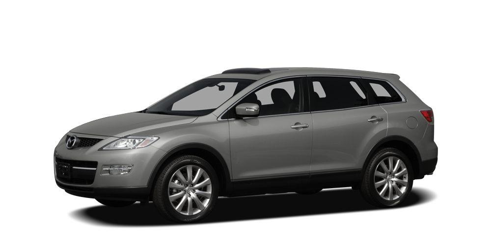 2008 Mazda CX-9 Touring Miles 61689Color Galaxy Gray Mica Stock 80142569 VIN JM3TB28A3801425