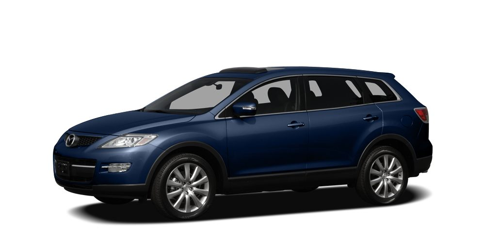 2008 Mazda CX-9 Touring Miles 91429Color Stormy Blue Mica Stock 16345 VIN JM3TB38V980145954