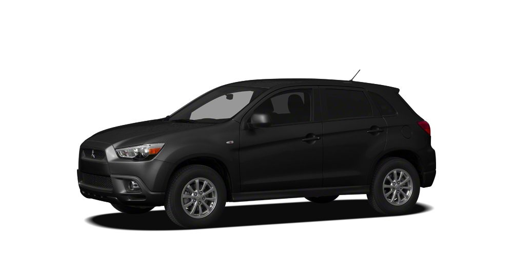 2012 Mitsubishi Outlander Sport SE  WHEN IT COMES TO EXCELLENCE IN USED CAR SALESYOU KNOWYOU