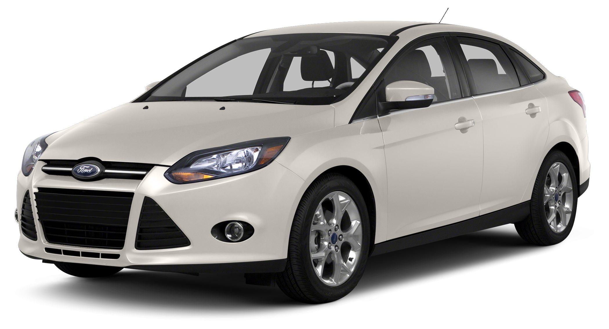 2013 Ford Focus Titanium TITANIUMNAVIGATIONMOONROOFTOUCH SCREEN PREMIUM WHEELSSONY PREMIUM S