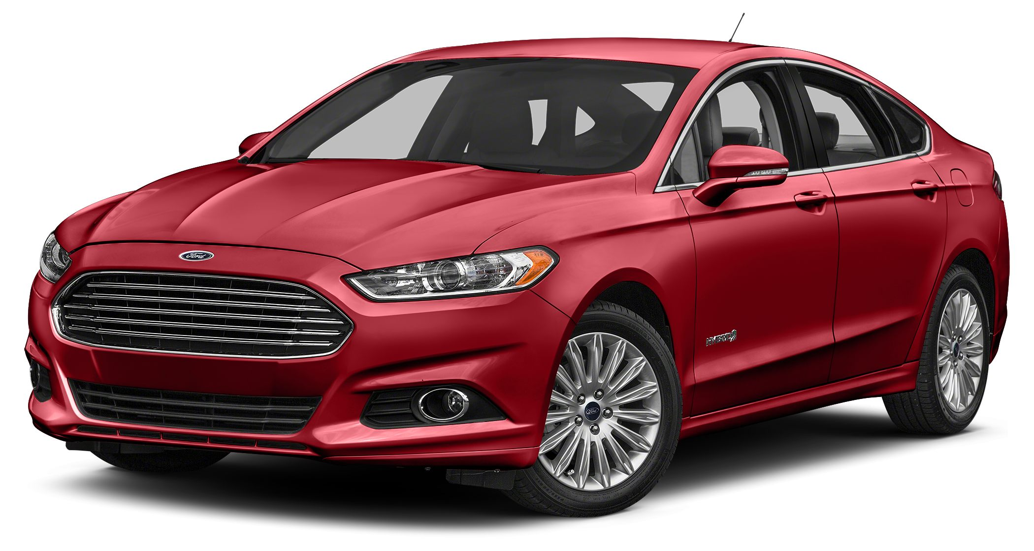 2016 Ford Fusion Hybrid SE The Ford Fusion has the upscale style and front grille that resemble hi