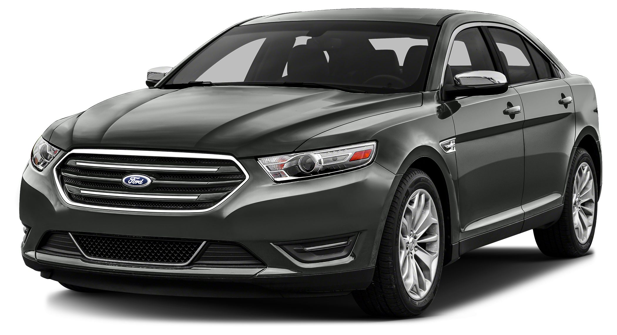 2016 Ford Taurus Limited The Ford Taurus has aggressive front and rear styling that signals a high