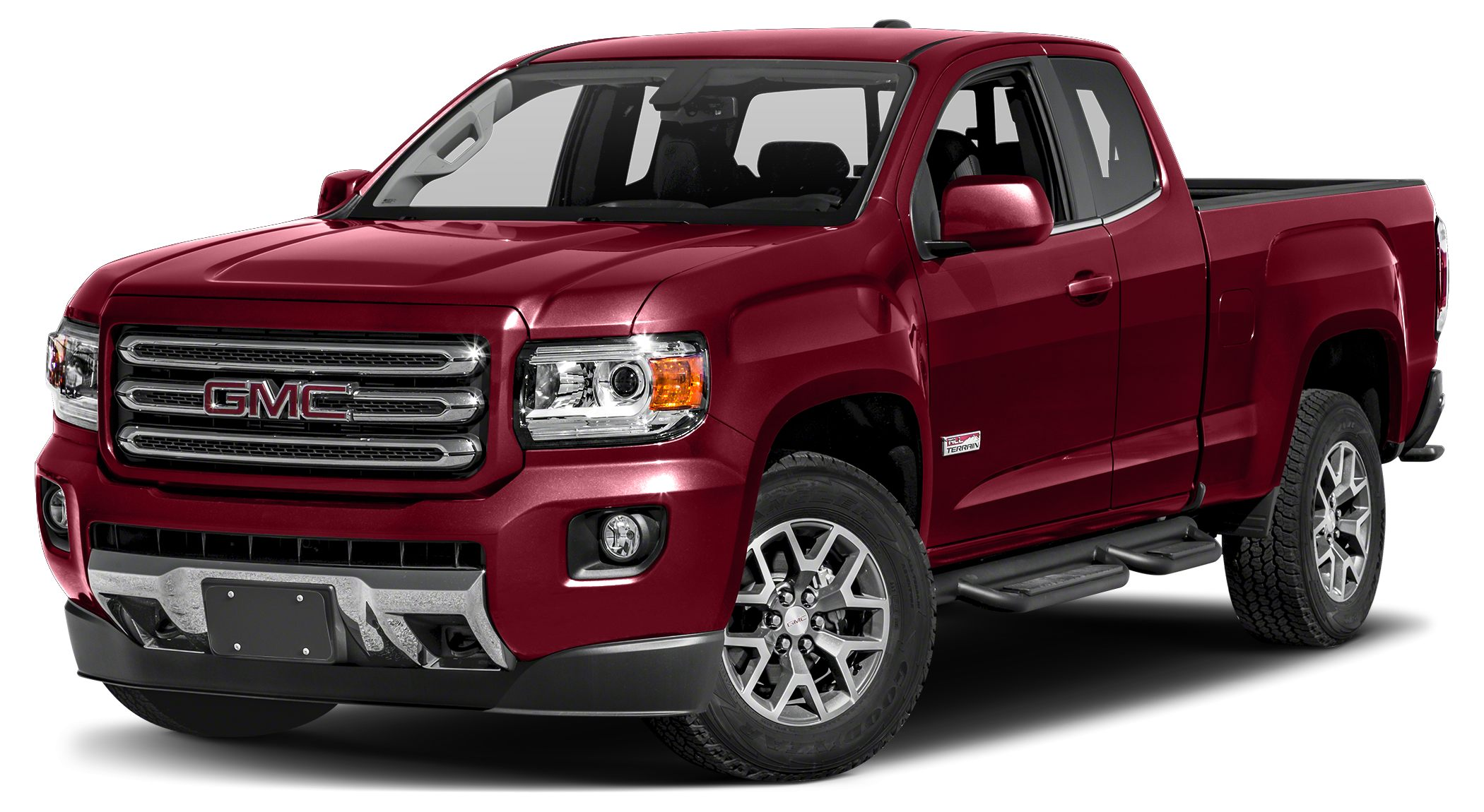 2018 GMC Canyon SLE It doesnt get much better than this 2018 GMC Canyon SLE which boasts a backu
