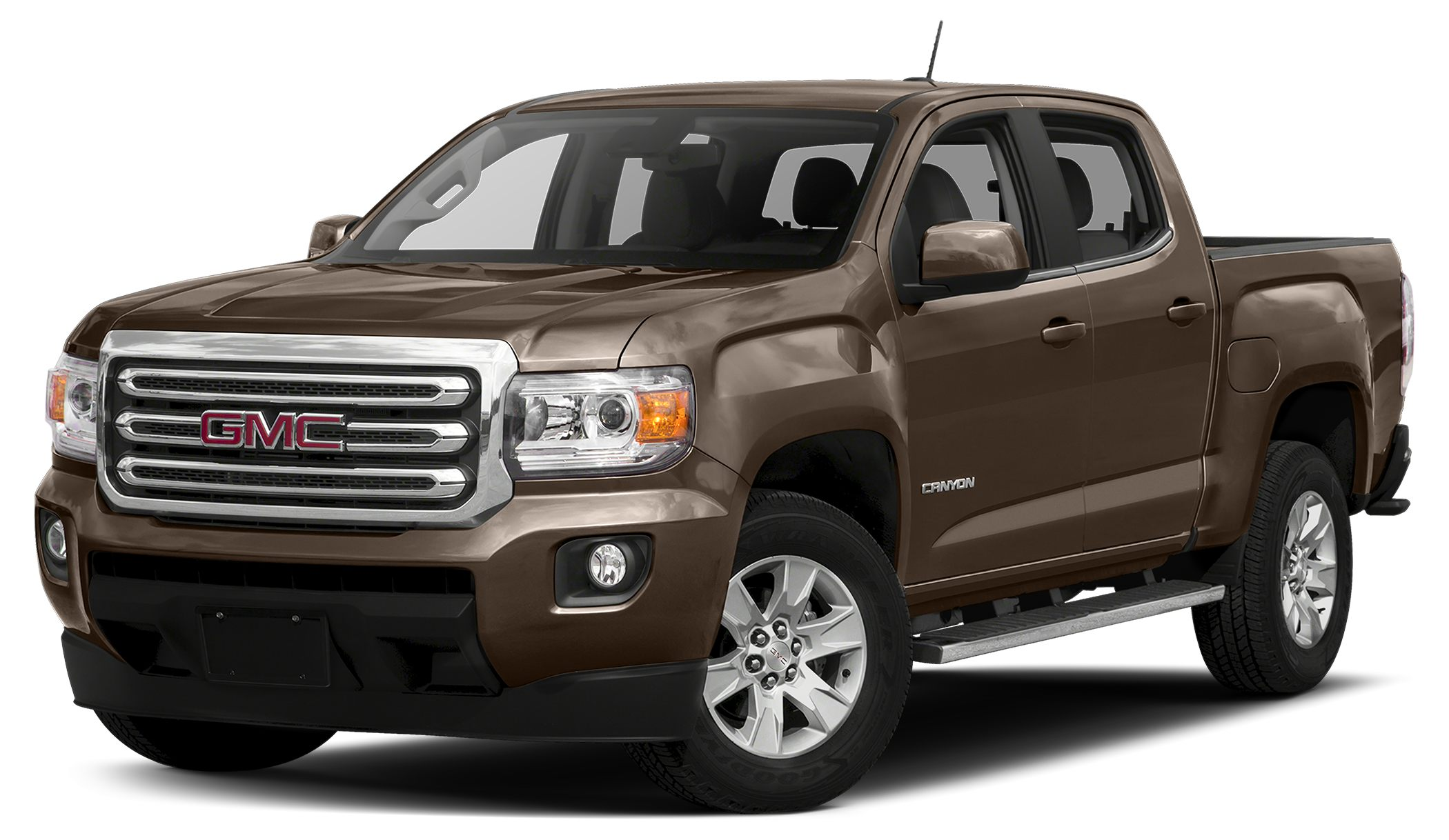 2016 GMC Canyon SLE The GMC Canyon will redefine the small truck category with segment-leading fea