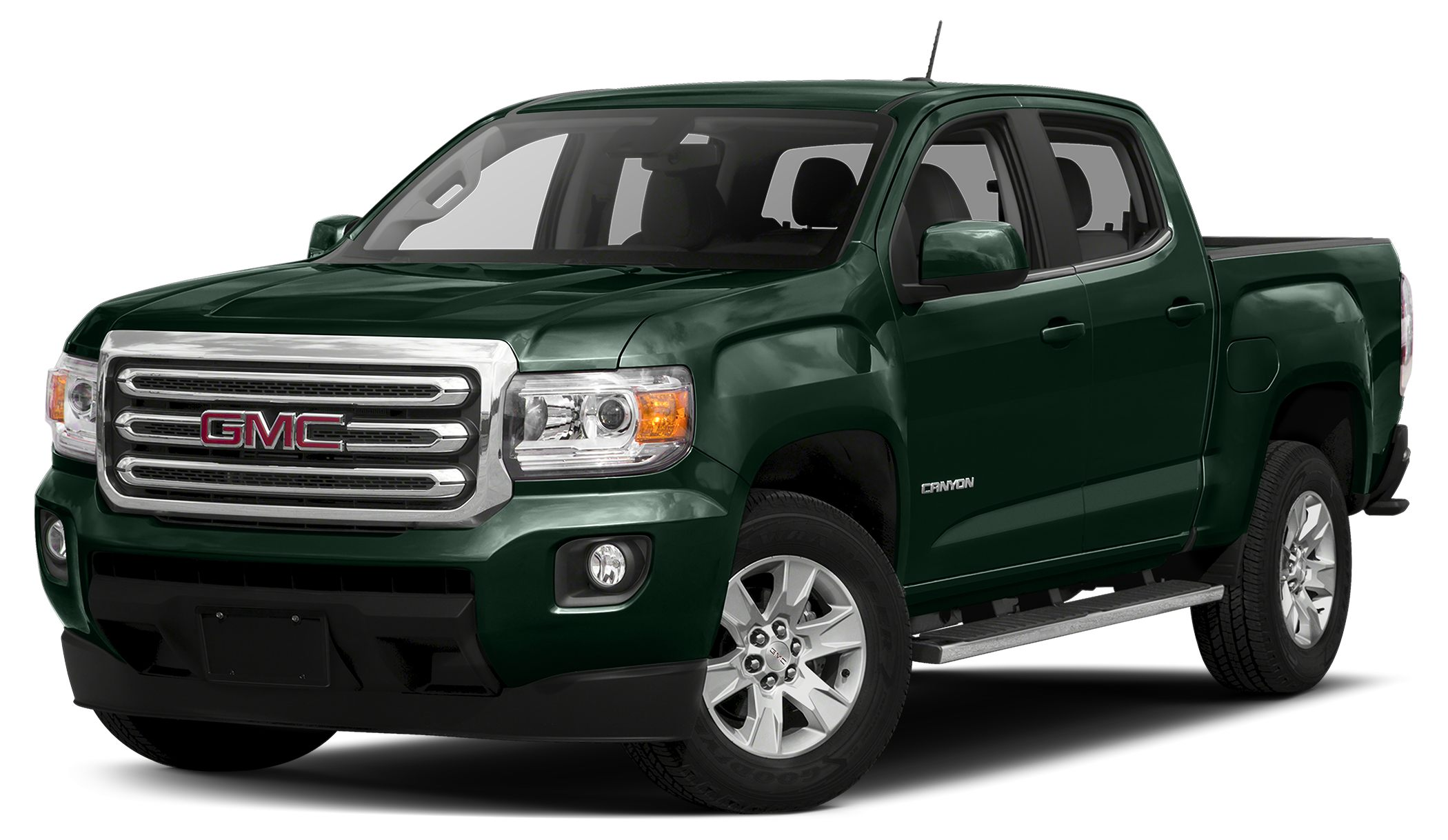 2016 GMC Canyon SLE 2WD SLE trim Back-Up Camera Aluminum Wheels iPodMP3 Input Onboard Communi