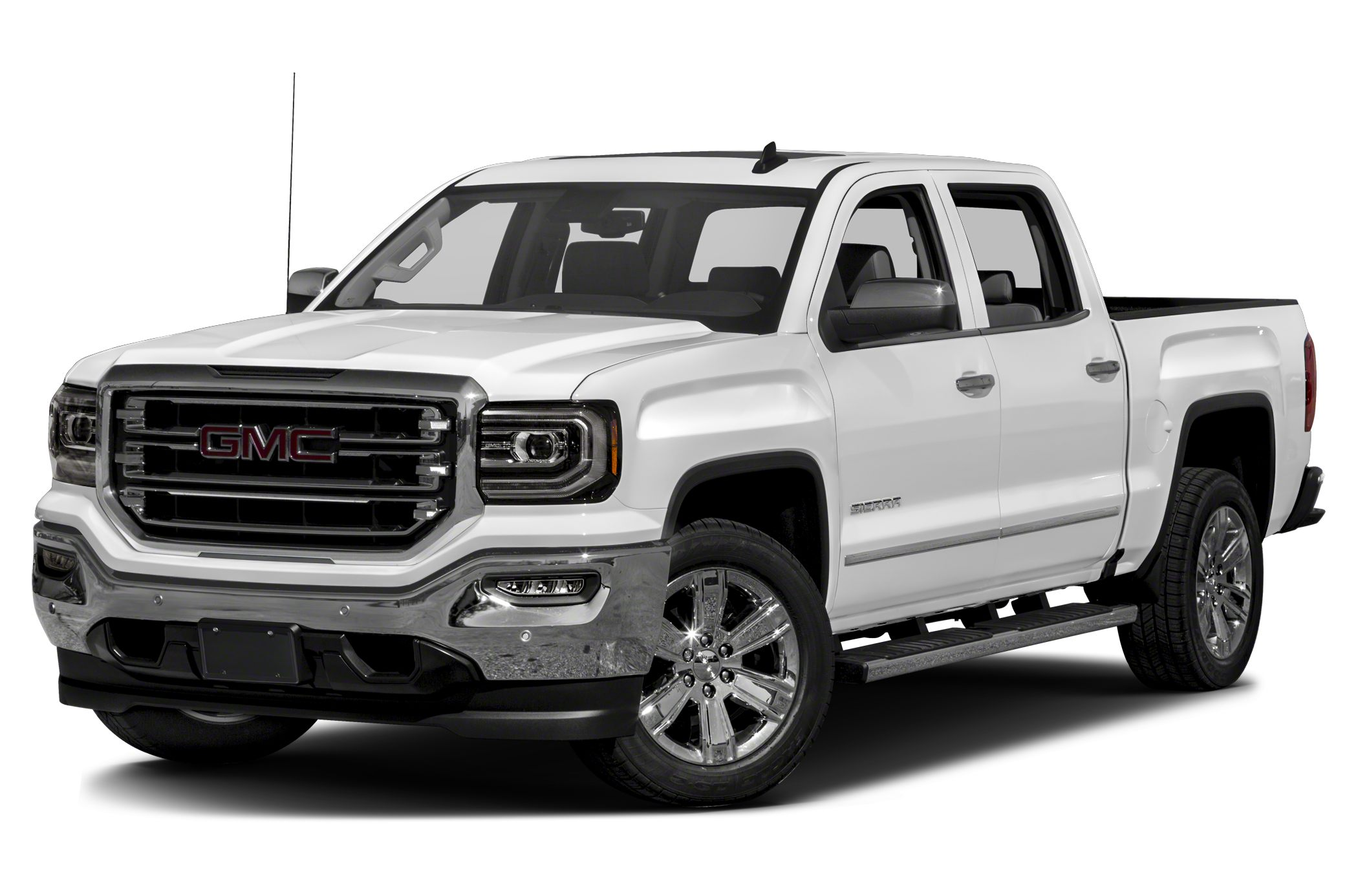 2017 GMC Sierra 1500 SLT New Arrival -Leather seats -Bluetooth -Satellite Radio 4-Wheel Drive -Au