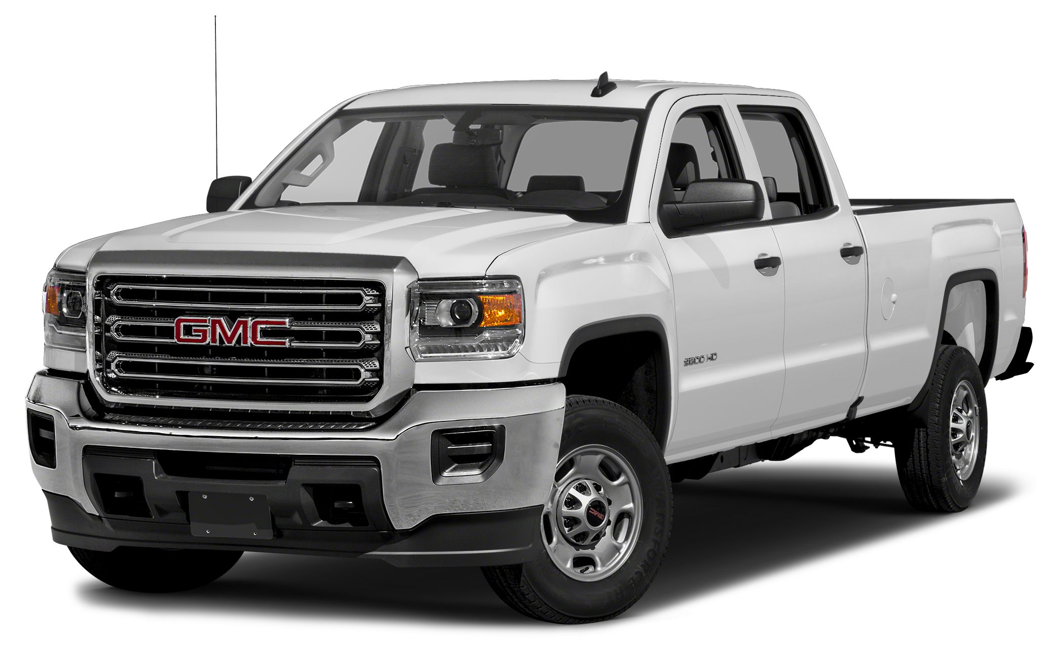 2016 GMC Sierra 3500HD Base Allison 1000 6-Speed Automatic 4WD and Vinyl Diesel Turbocharged