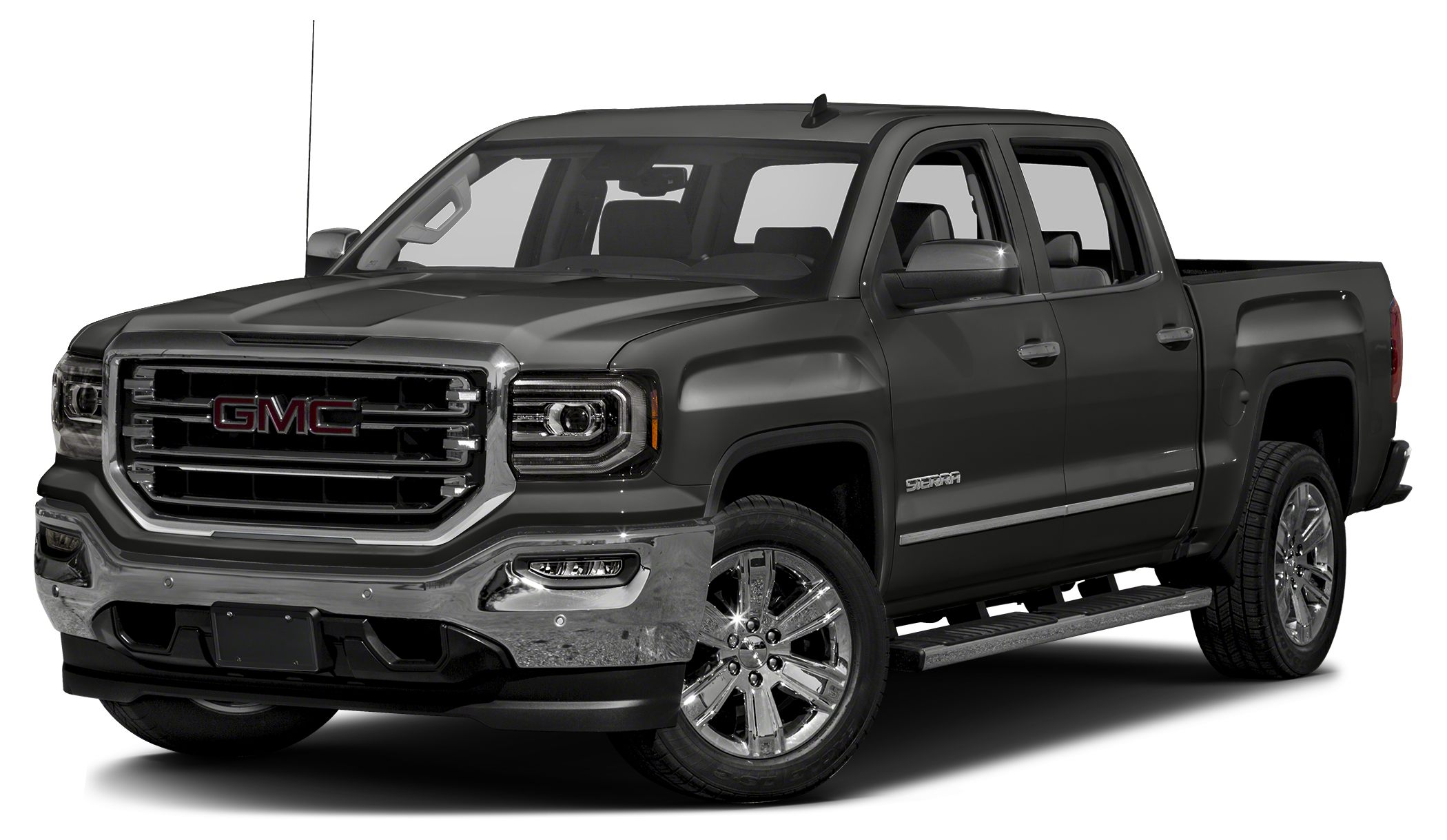 2016 GMC Sierra 1500 SLT OPTION PACKAGES SLT CREW CAB PREMIUM PLUS PACKAGE Includes NZP 2