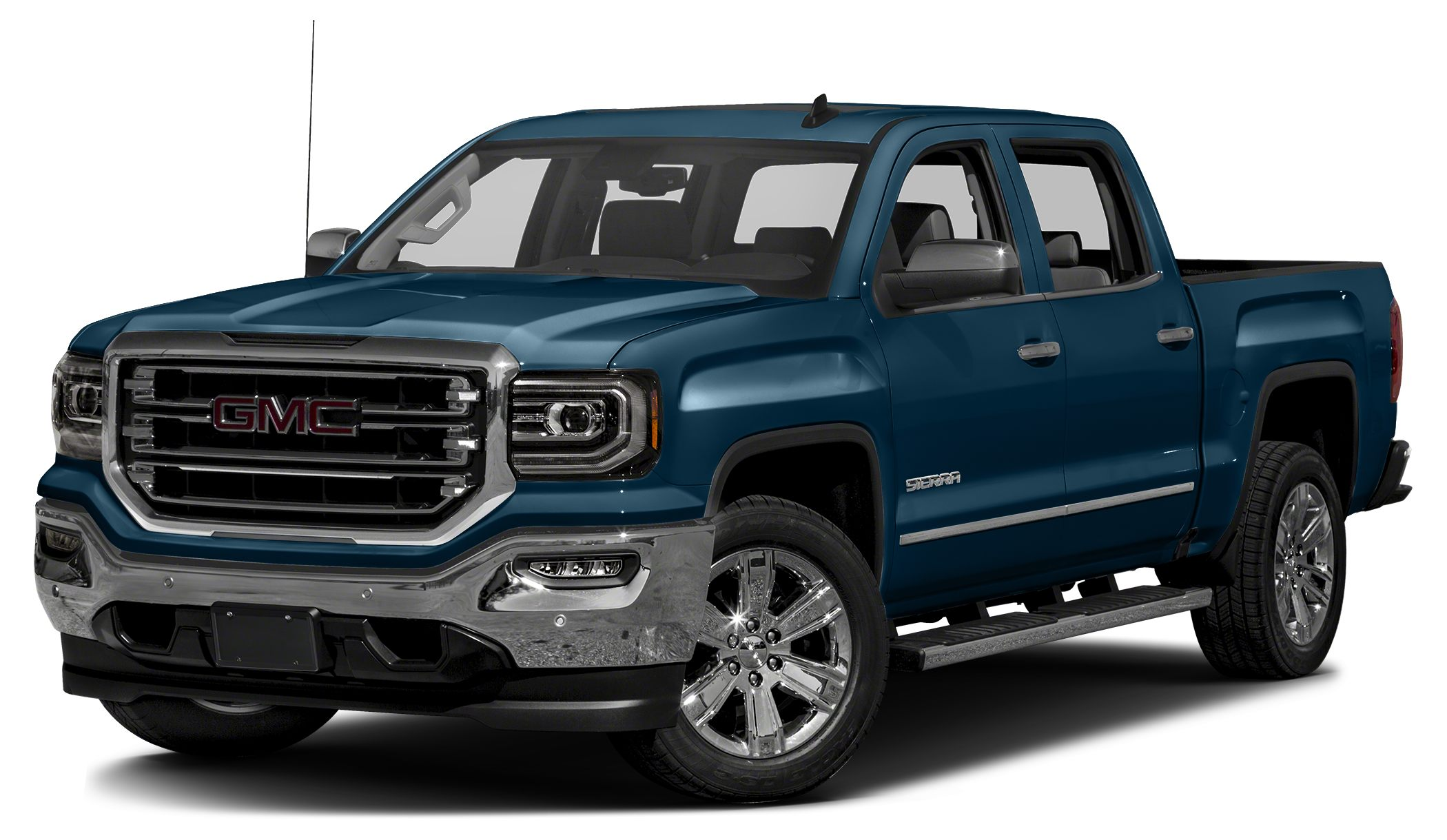 2018 GMC Sierra 1500 SLT Equipped with a remote starter backup camera Bluetooth braking assist