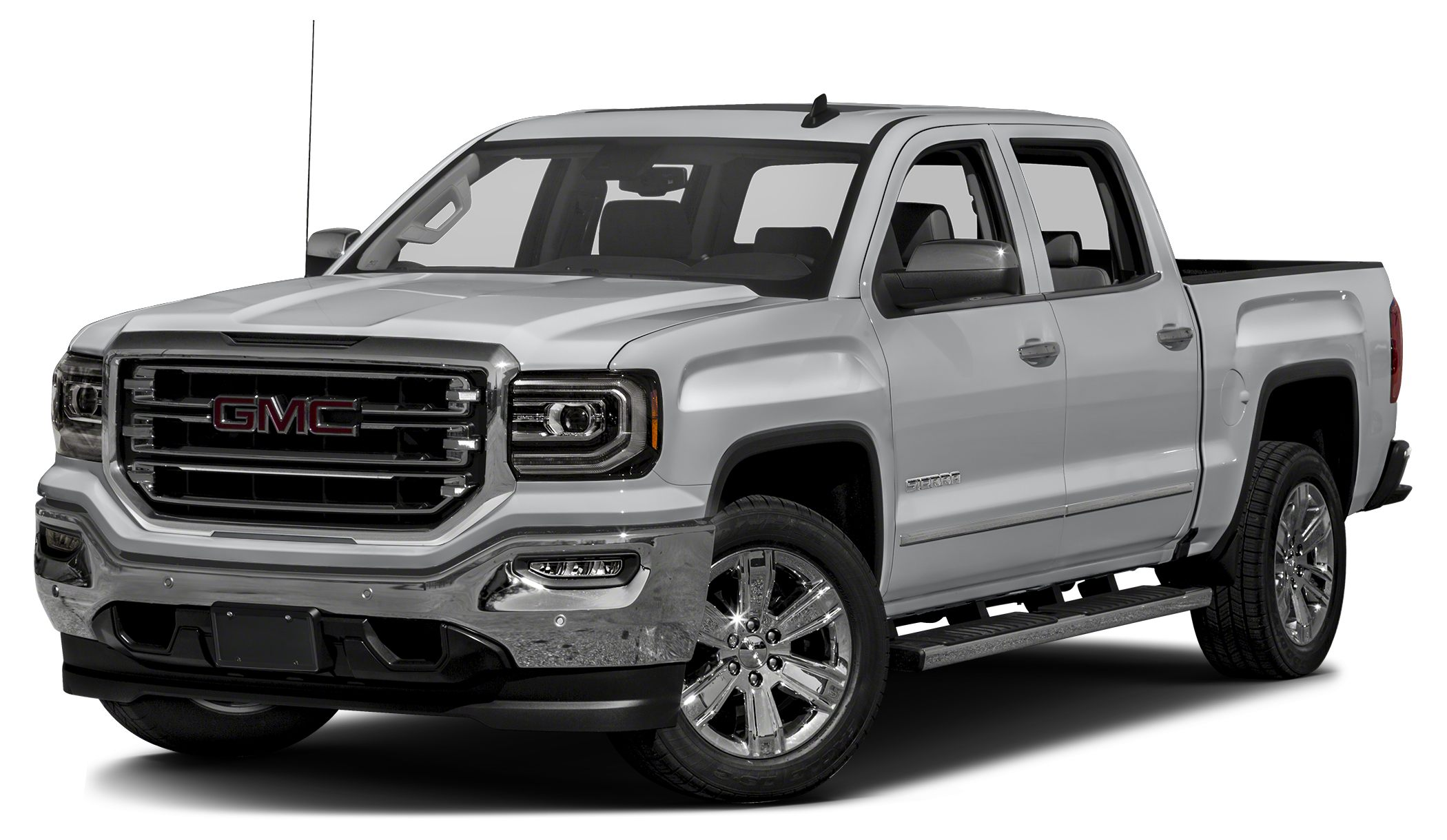 2017 GMC Sierra 1500 SLT With such great unique features like a premium sound system dual climate