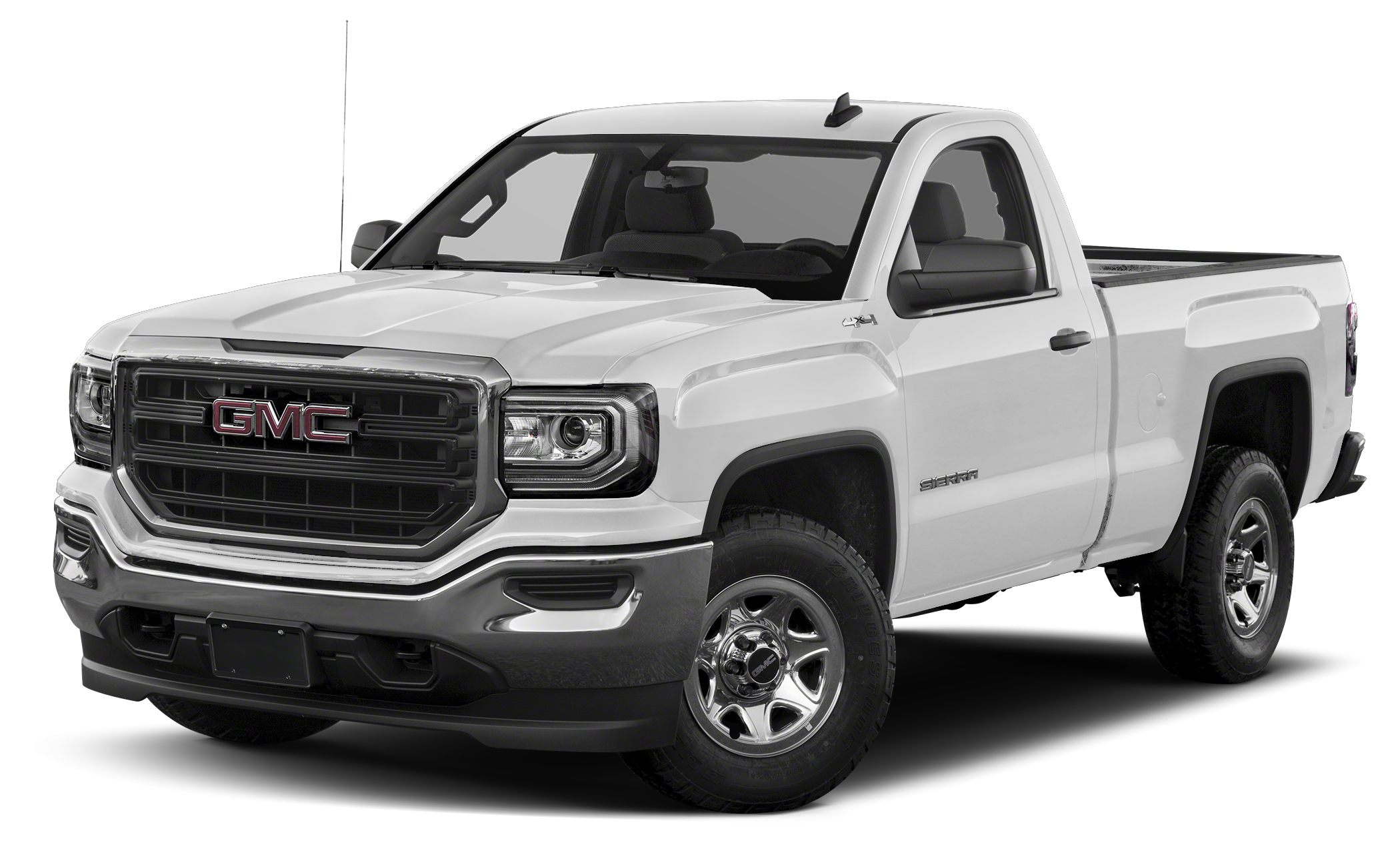 2016 GMC Sierra 1500 Base Sierra 1500 trim ENGINE 43L ECOTEC3 V6 WITH ACTIVE F TRANSMISSION