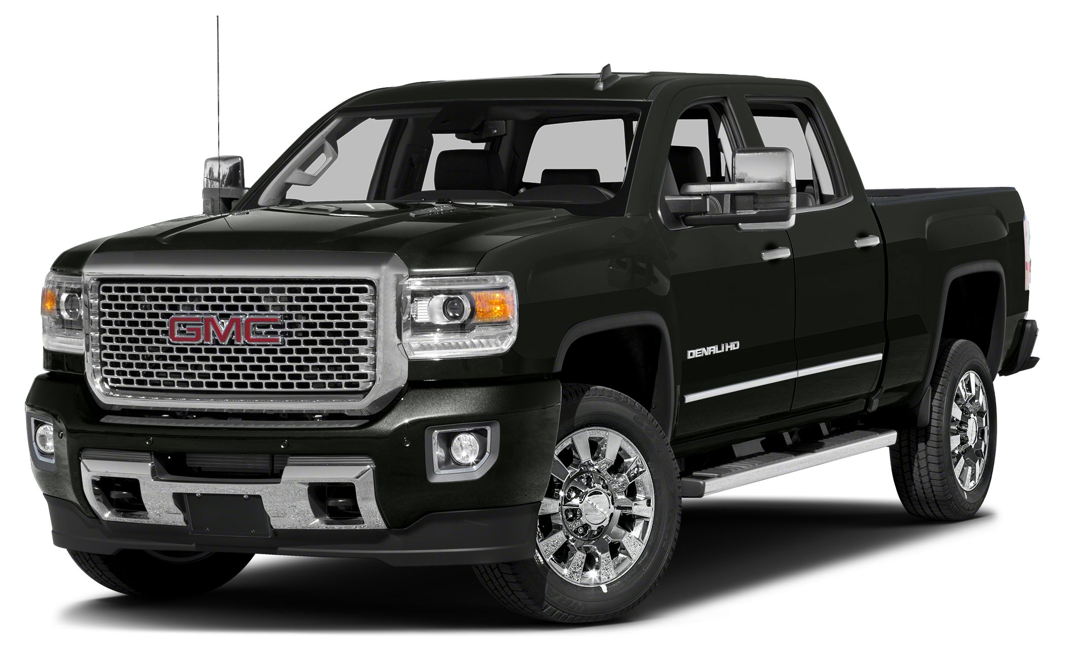 2017 GMC Sierra 2500HD Denali The GMC Sierra 2500HD takes you to an unparalleled level of refineme