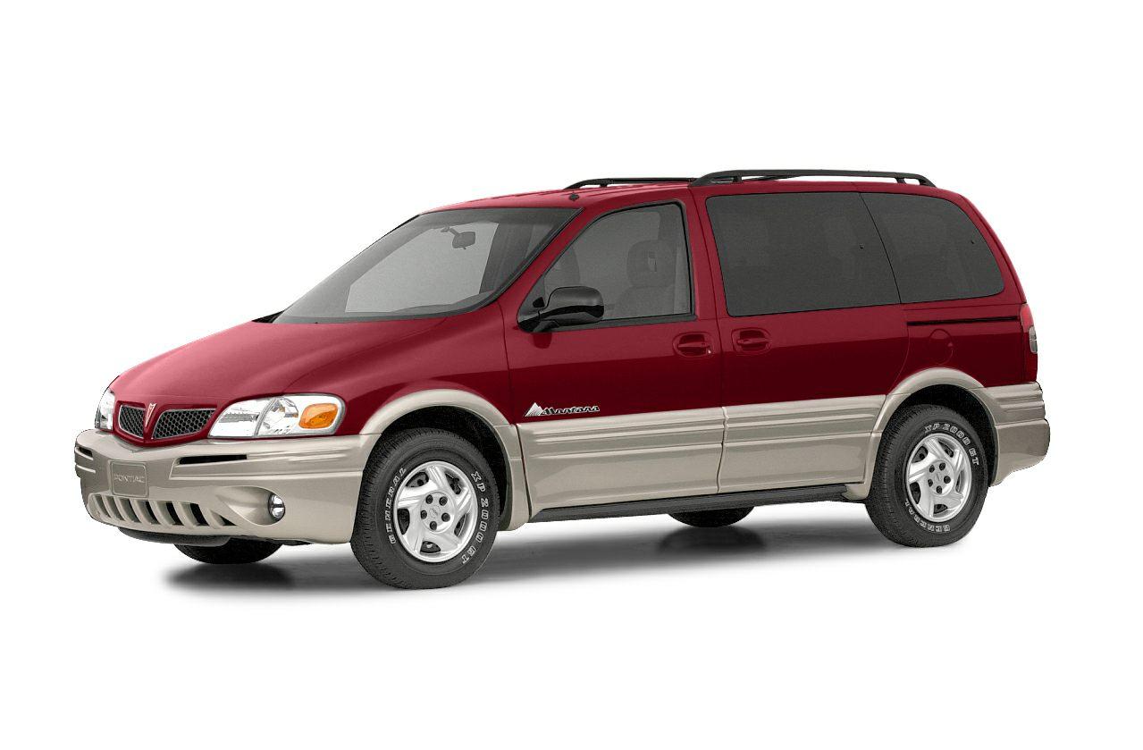 2003 Pontiac Montana M16 Miles 120488Stock 3D282080- VIN 1GMDX13E23D282080