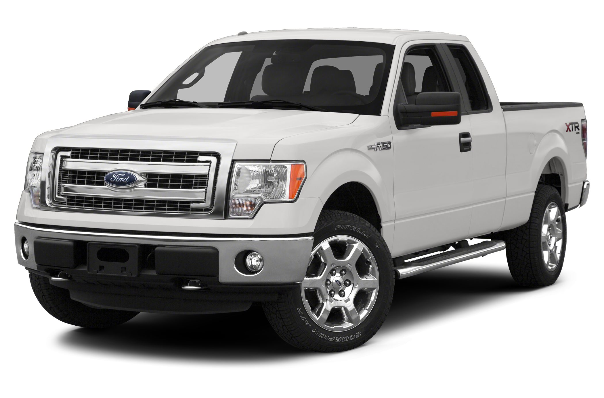 2013 Ford F-150 XLT Look at this 2013 Ford F-150  It has a Automatic transmission and a GasEthan
