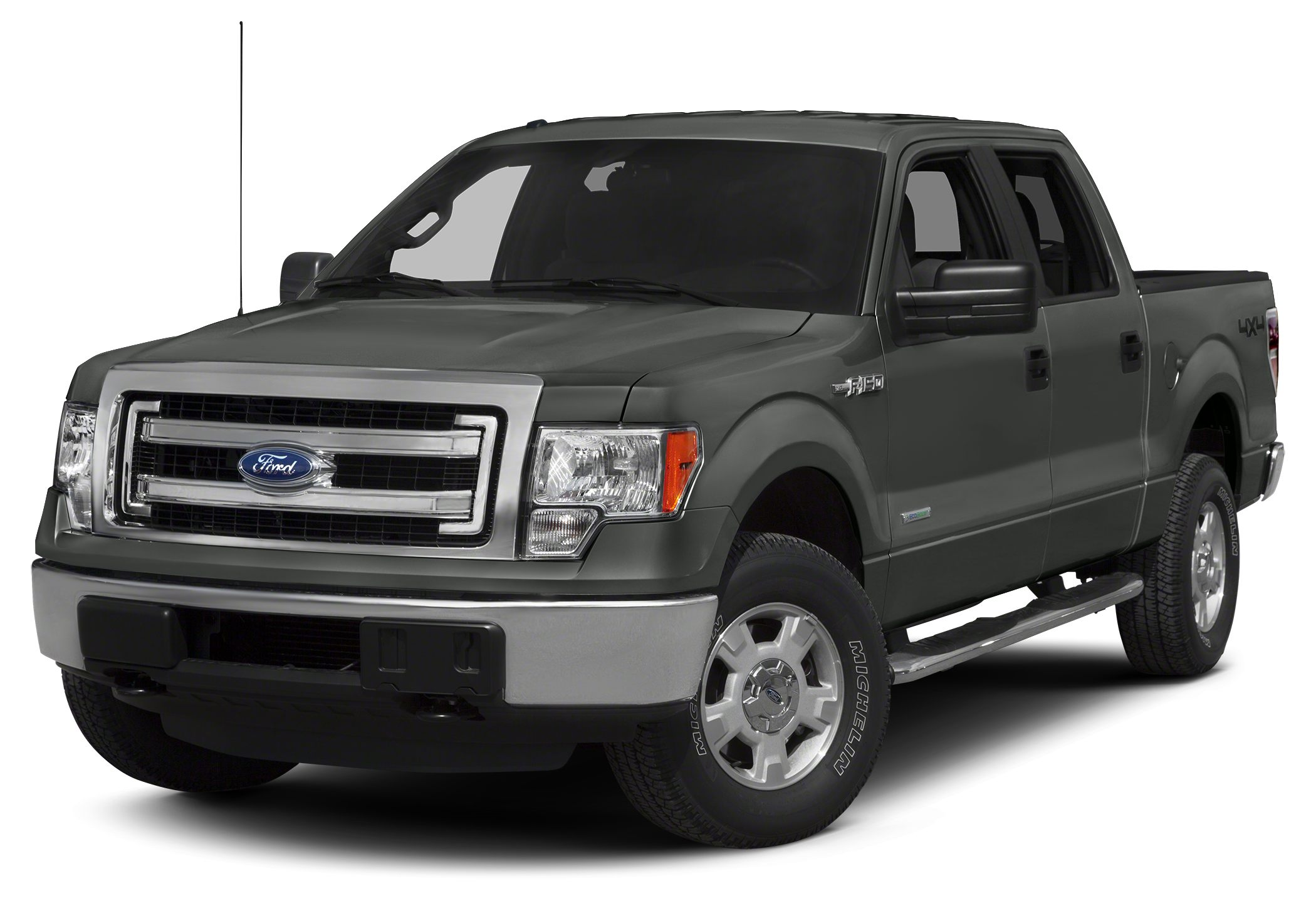 2013 Ford F-150 FX2 FX2 SPORTCREW CAB35L ECOBOOSTCOOLED  HEATED LEATHERNAVIGATIONMOO