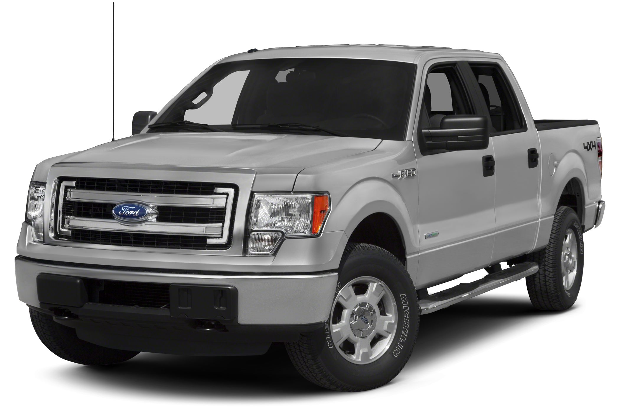 2013 Ford F-150  Miles 71058Color White Stock 41952A VIN 1FTFW1ET8DFA97341