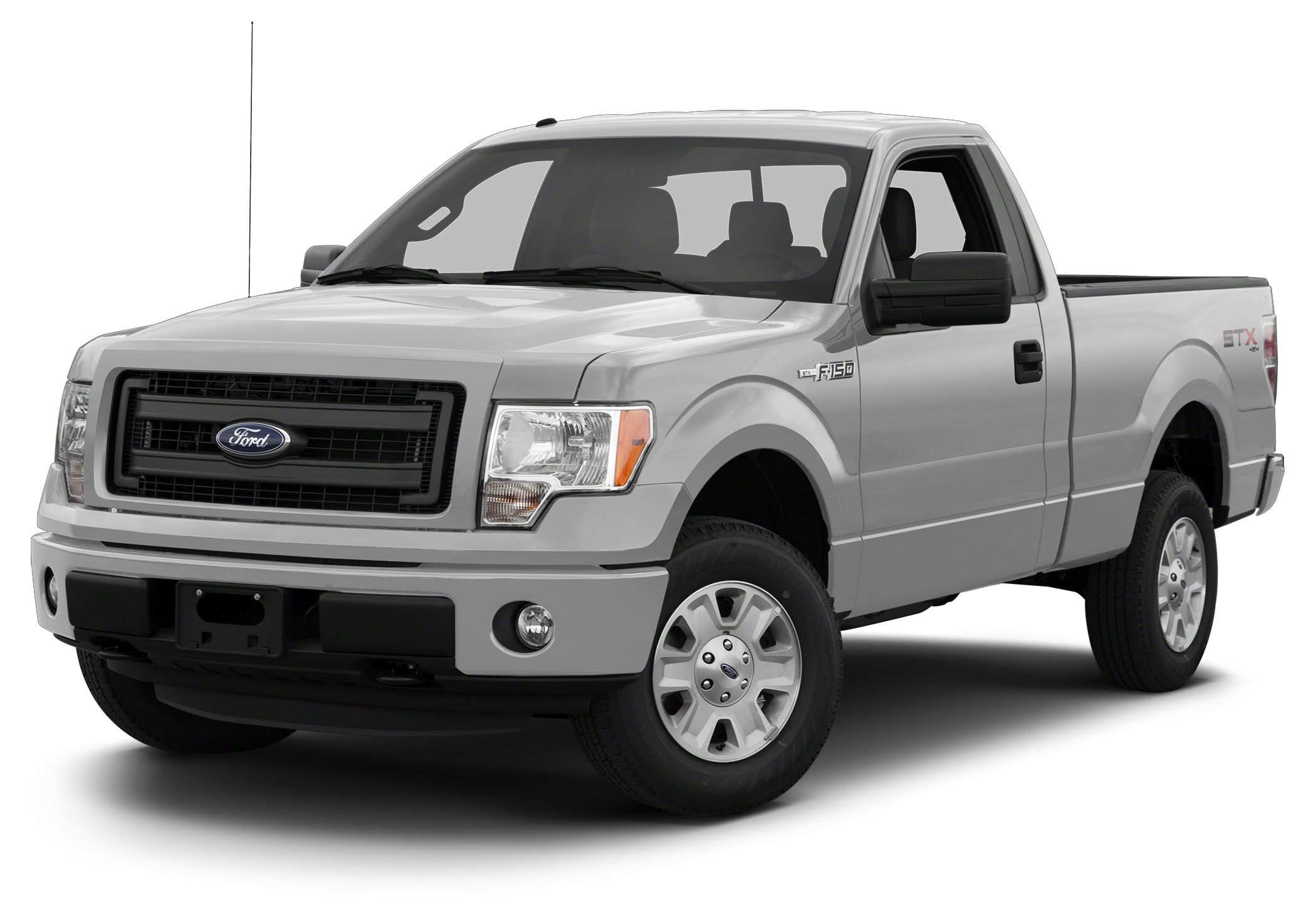 2013 Ford F-150 XL 35L TWIN TURBO ECOBOOST REGULAR CAB LONG BED LOCAL VEHICLE F